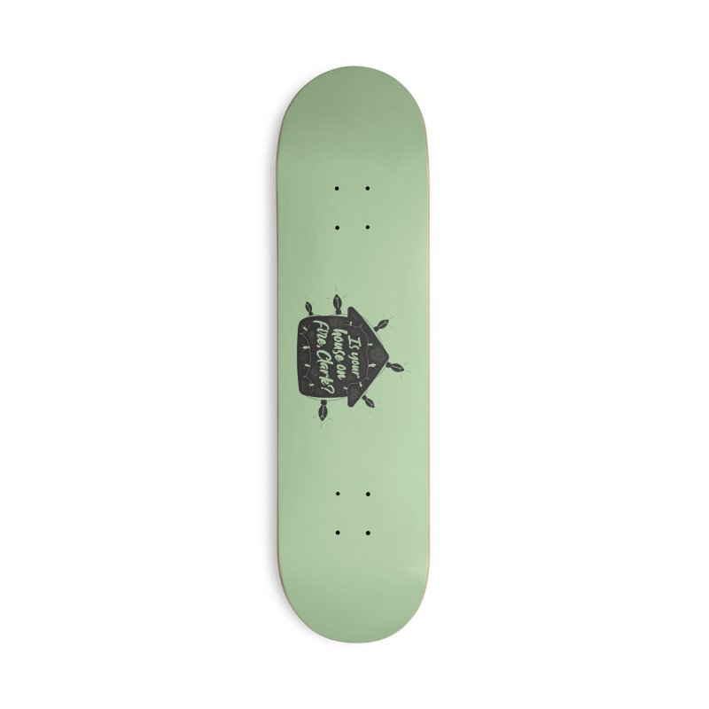 Aunt Bethany Accessories Deck Only Skateboard by 9th Mountain Threads