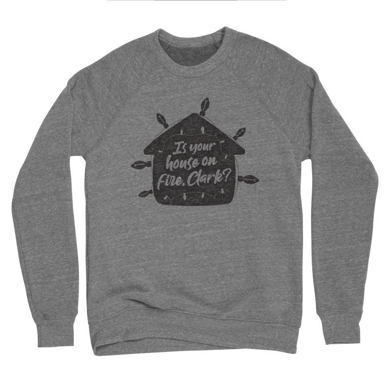 Aunt Bethany Men's Sponge Fleece Sweatshirt by 9th Mountain Threads