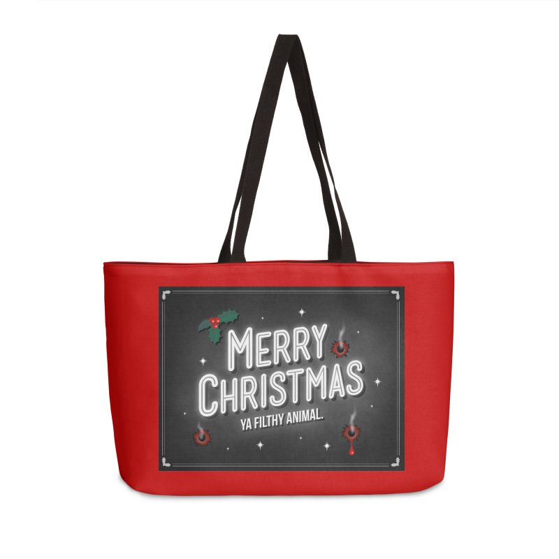 Ya Filthy Animal Accessories Weekender Bag Bag by 9th Mountain Threads