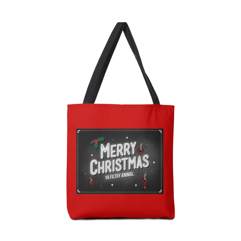 Ya Filthy Animal Accessories Tote Bag Bag by 9th Mountain Threads