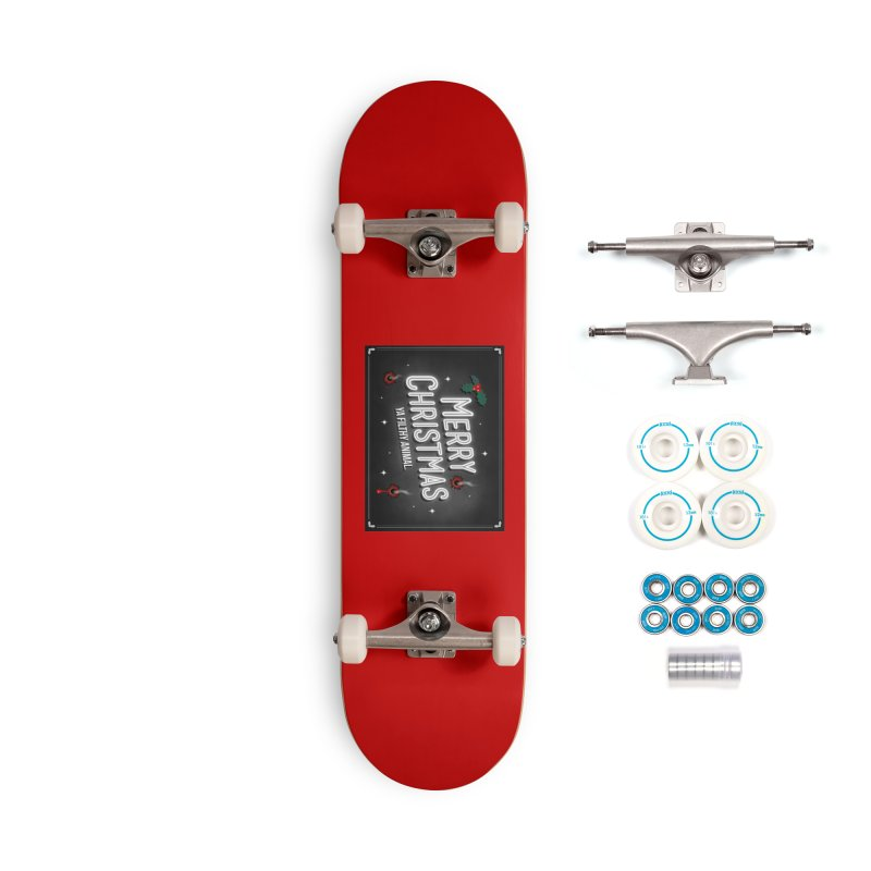 Ya Filthy Animal Accessories Complete - Basic Skateboard by 9th Mountain Threads