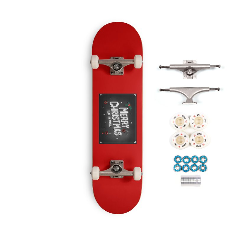 Ya Filthy Animal Accessories Complete - Premium Skateboard by 9th Mountain Threads