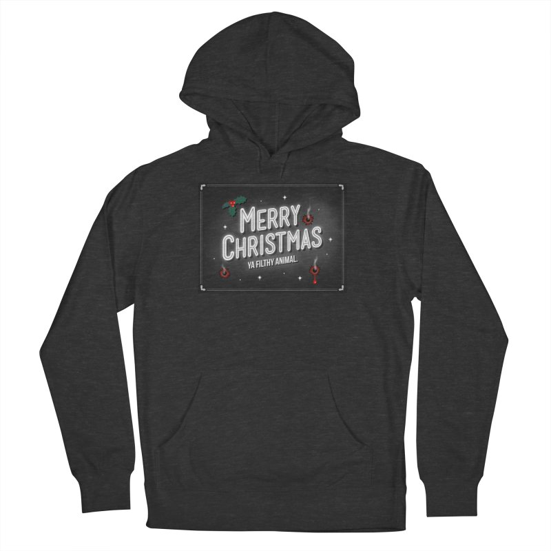 Ya Filthy Animal Men's French Terry Pullover Hoody by 9th Mountain Threads