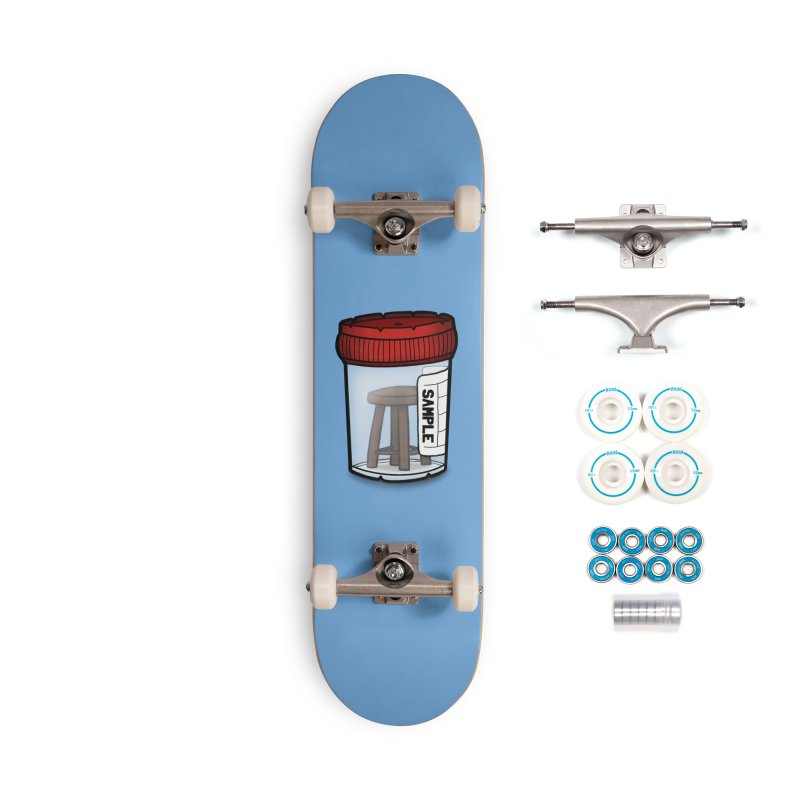 Stool Sample Accessories Complete - Basic Skateboard by 9th Mountain Threads