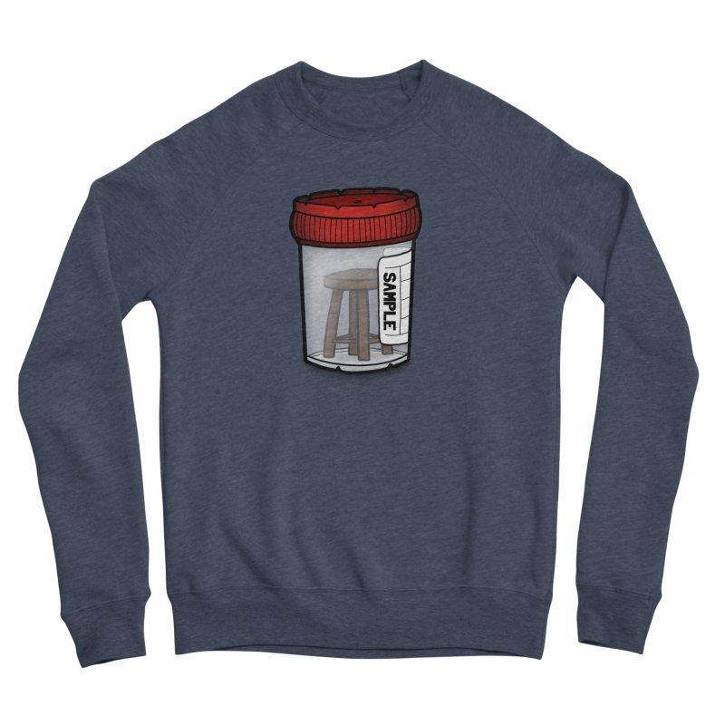 Stool Sample Women's Sponge Fleece Sweatshirt by 9th Mountain Threads