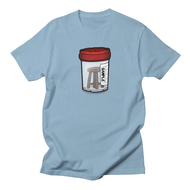 Stool Sample Women's Regular Unisex T-Shirt by 9th Mountain Threads