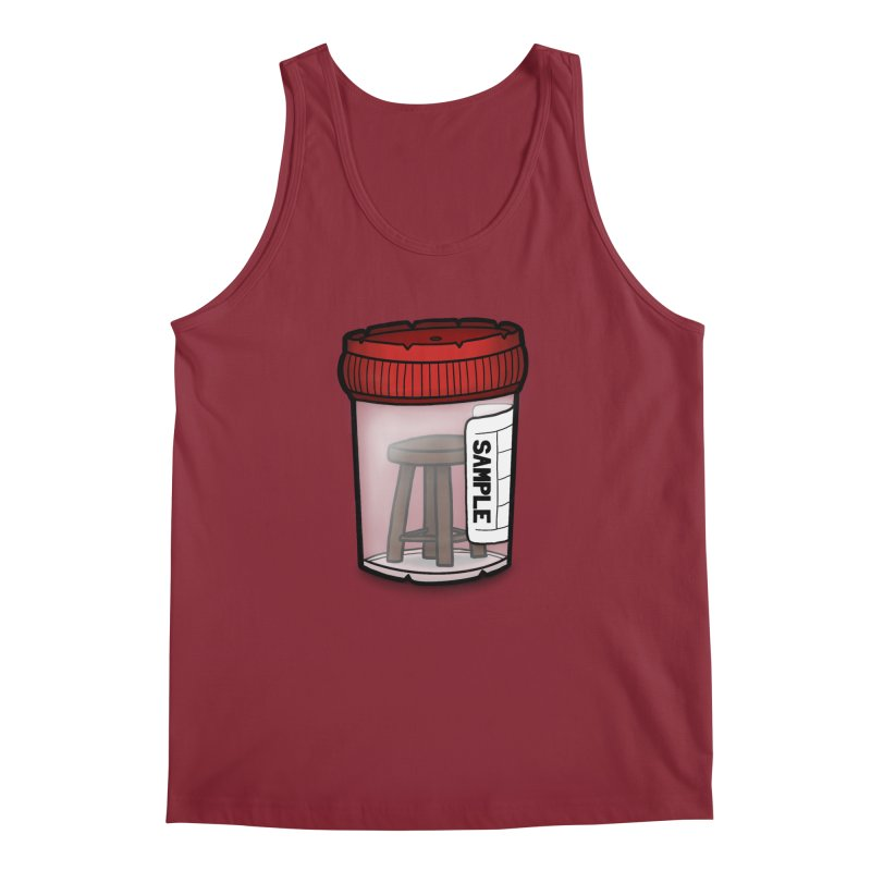 Stool Sample Men's Regular Tank by 9th Mountain Threads