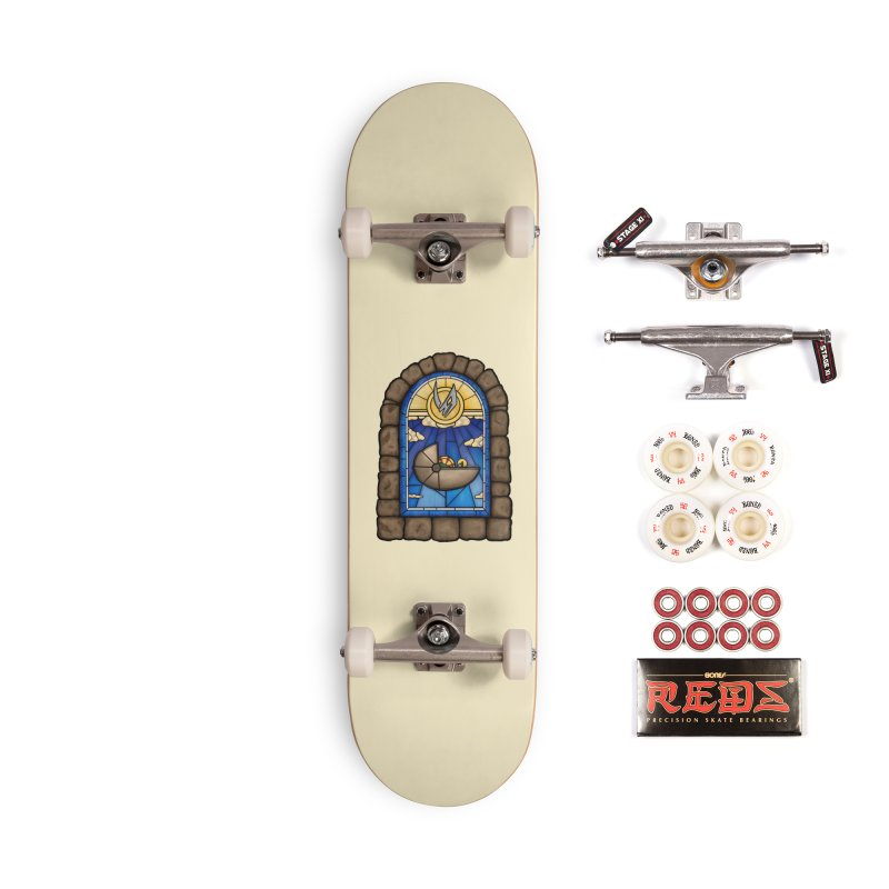 The Child Accessories Complete - Pro Skateboard by 9th Mountain Threads
