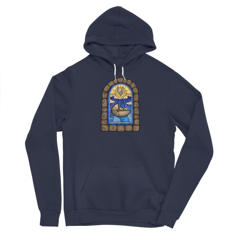 The Child Men's Sponge Fleece Pullover Hoody by 9th Mountain Threads