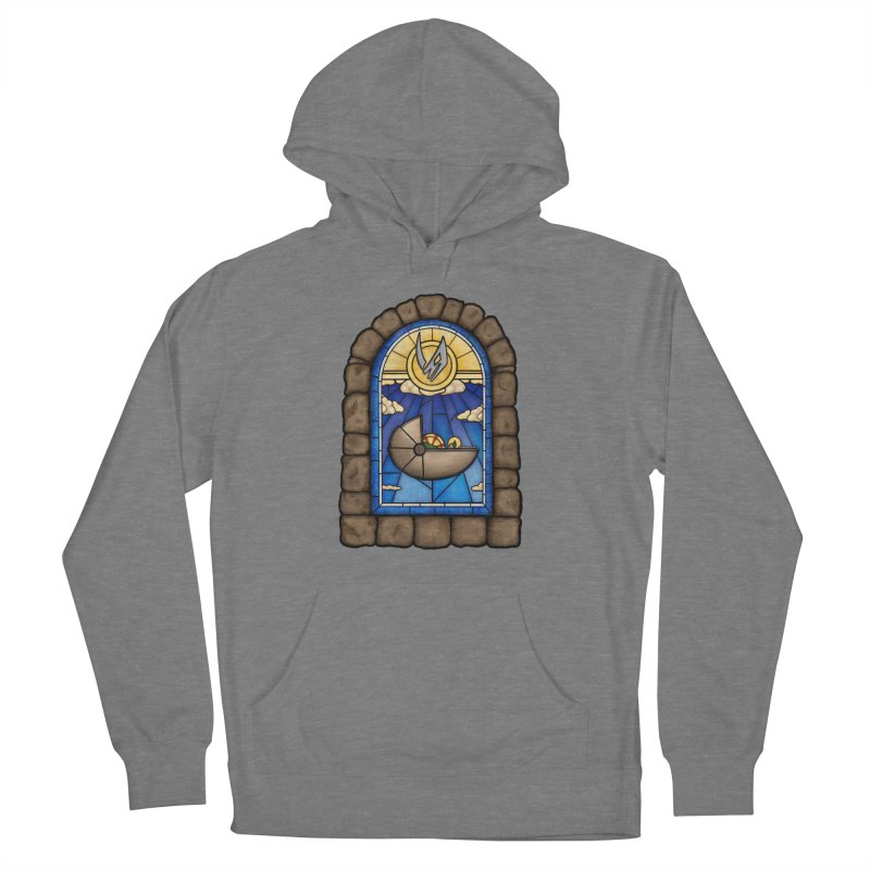 The Child Men's French Terry Pullover Hoody by 9th Mountain Threads