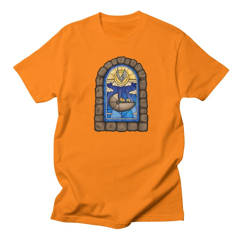 The Child Men's Regular T-Shirt by 9th Mountain Threads