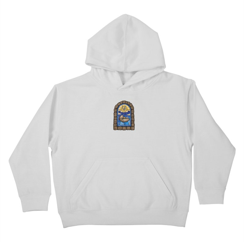 The Child Kids Pullover Hoody by 9th Mountain Threads