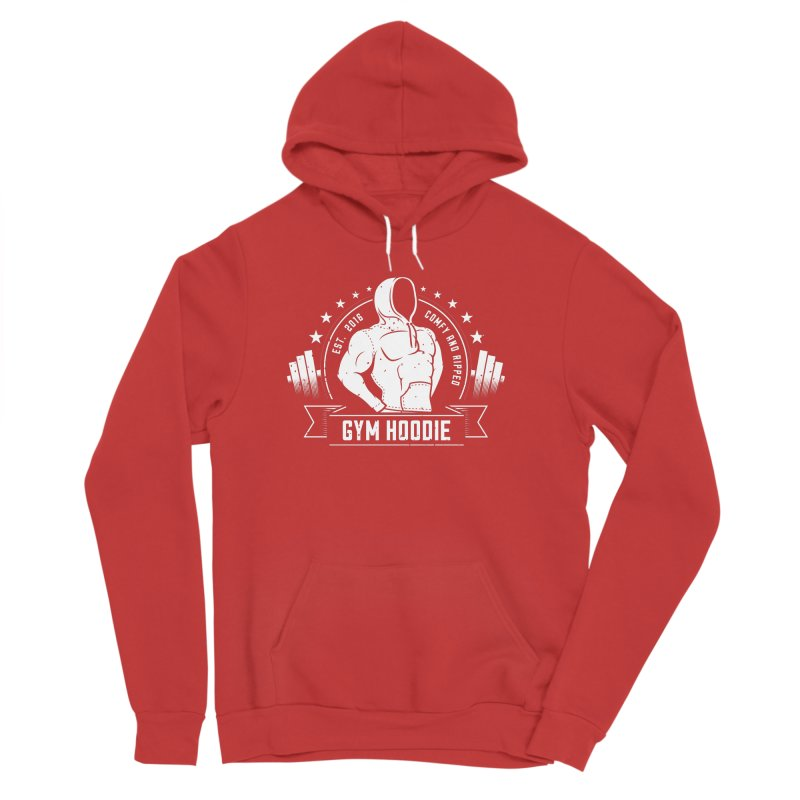 My Gym Hoodie Men's Sponge Fleece Pullover Hoody by 9th Mountain Threads