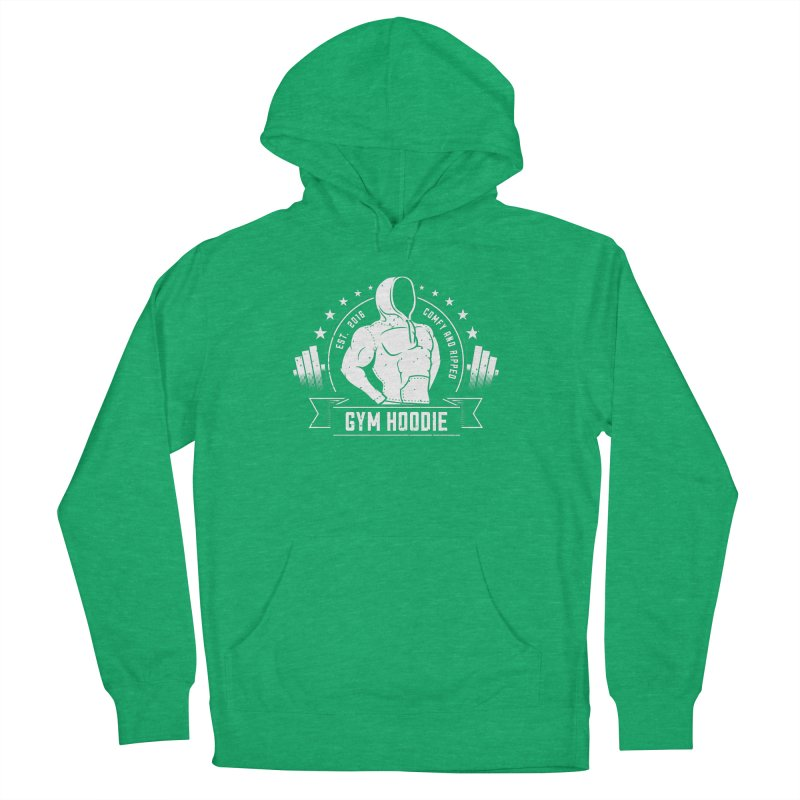 My Gym Hoodie Men's French Terry Pullover Hoody by 9th Mountain Threads