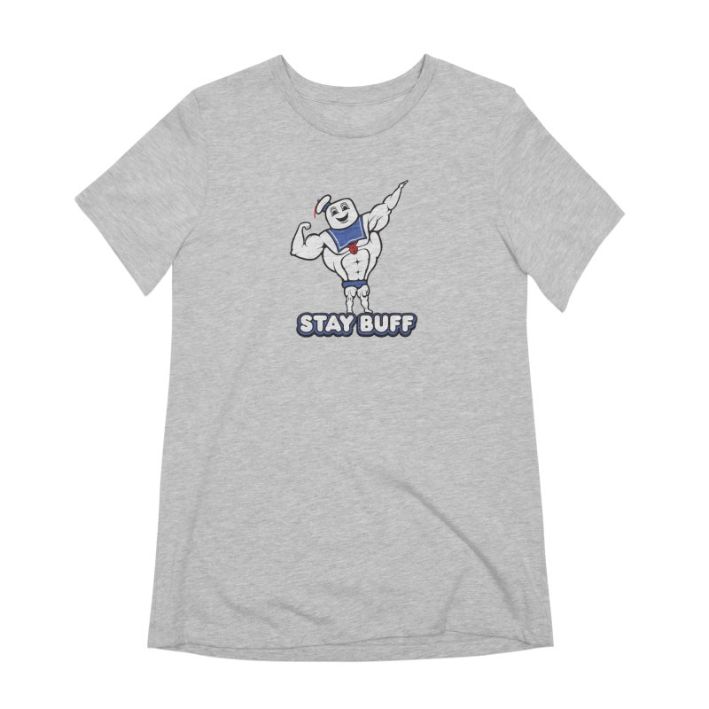 Stay Buff Women's Extra Soft T-Shirt by 9th Mountain Threads