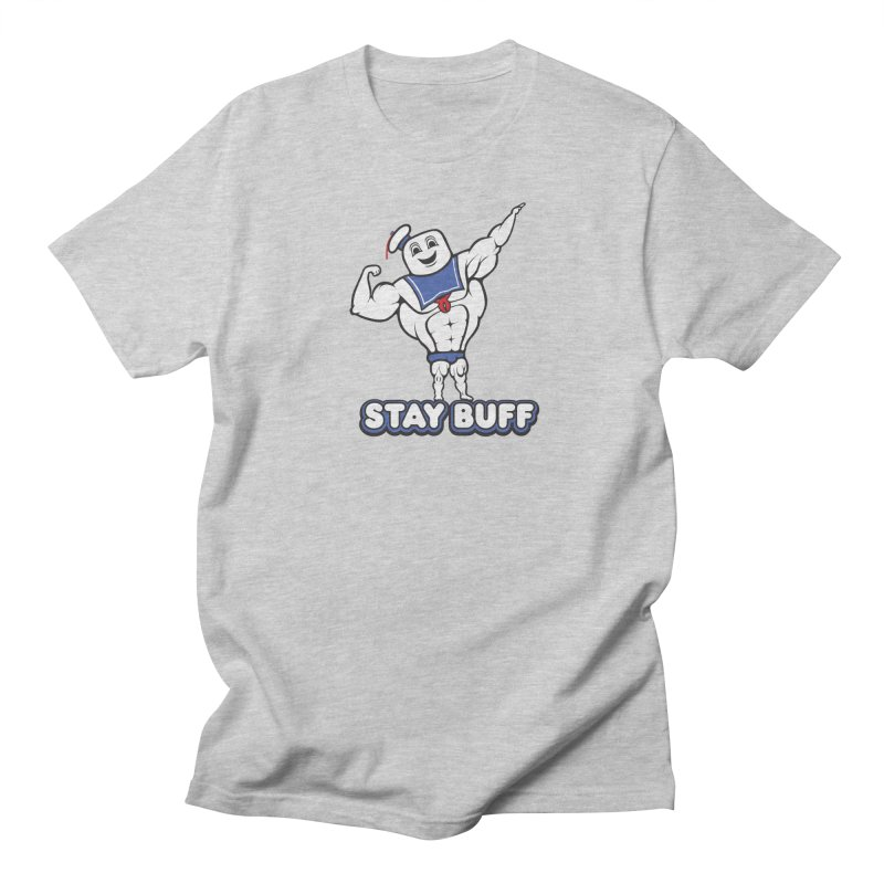 Stay Buff Women's Regular Unisex T-Shirt by 9th Mountain Threads