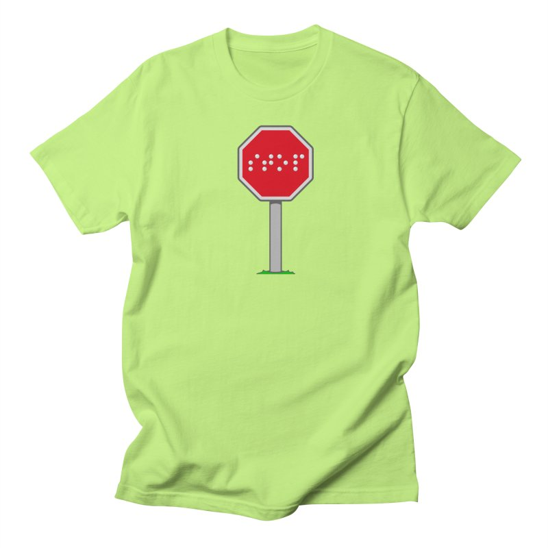 STOP! Women's Regular Unisex T-Shirt by 9th Mountain Threads