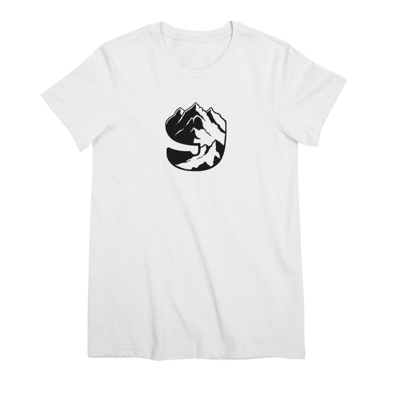 The 9th Mountain Women's Premium T-Shirt by 9th Mountain Threads