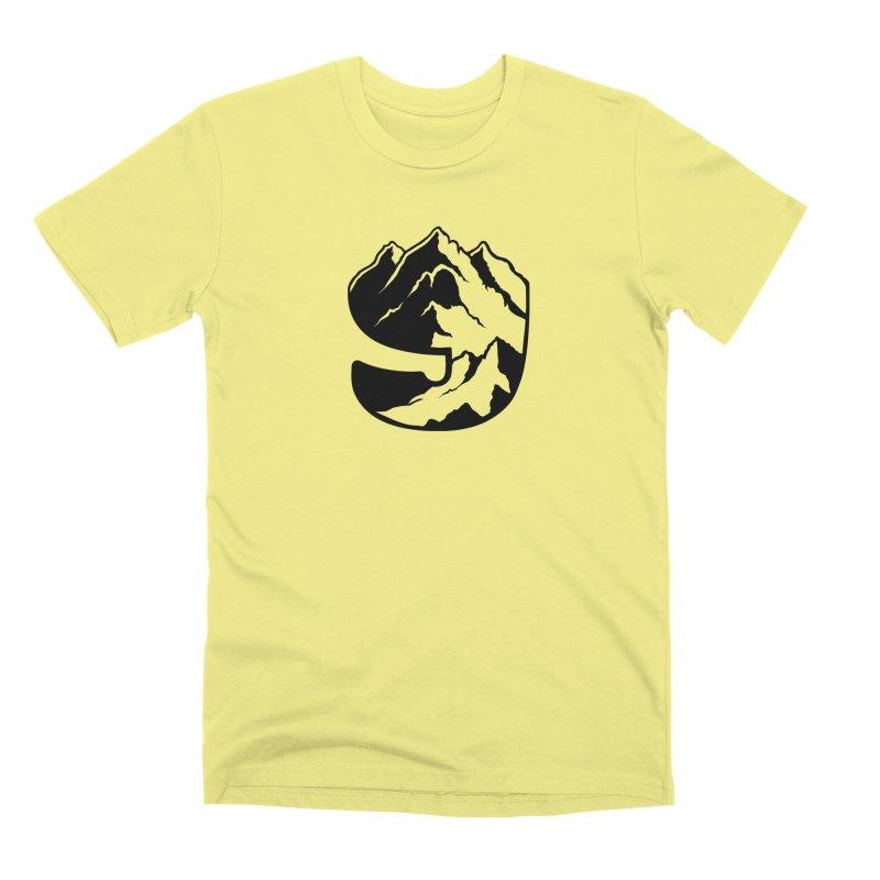 The 9th Mountain Men's Premium T-Shirt by 9th Mountain Threads