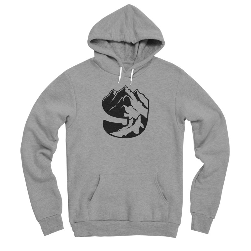 The 9th Mountain Women's Sponge Fleece Pullover Hoody by 9th Mountain Threads