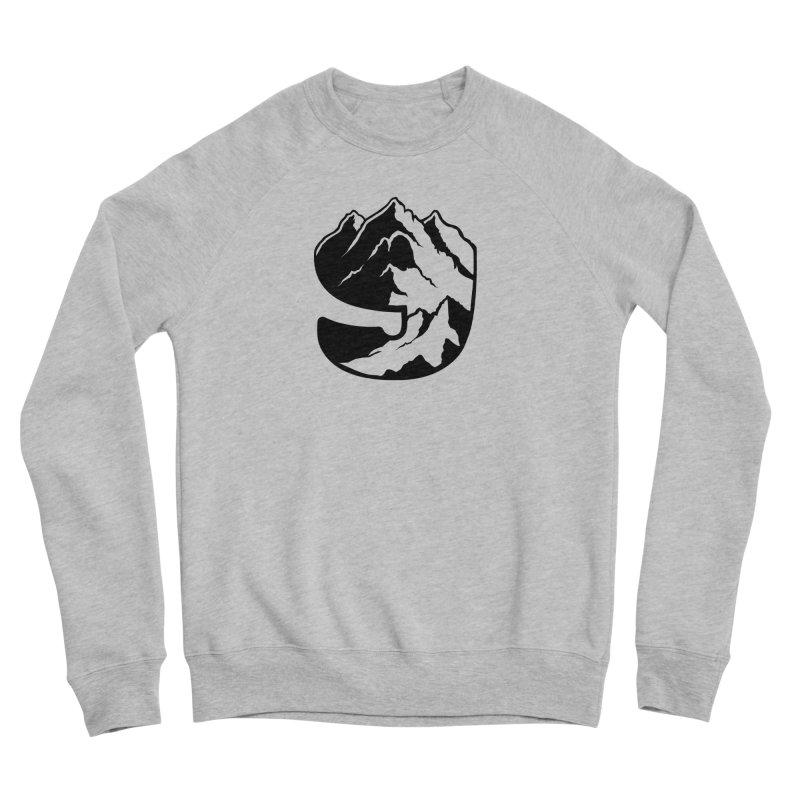 The 9th Mountain Women's Sponge Fleece Sweatshirt by 9th Mountain Threads