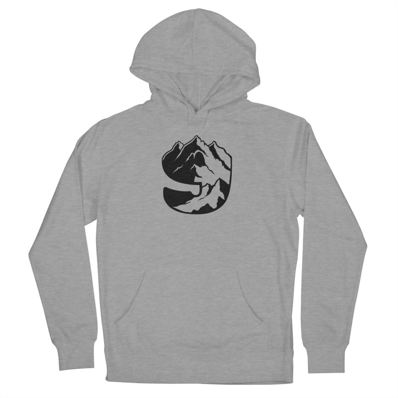 The 9th Mountain Women's French Terry Pullover Hoody by 9th Mountain Threads