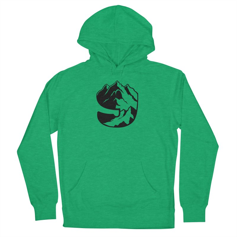 The 9th Mountain Men's French Terry Pullover Hoody by 9th Mountain Threads