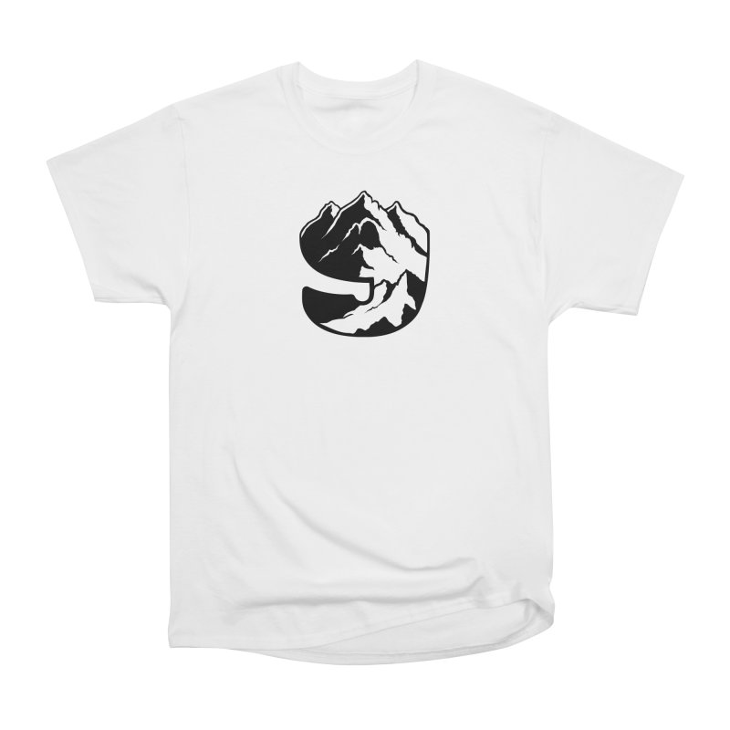 The 9th Mountain Women's Heavyweight Unisex T-Shirt by 9th Mountain Threads