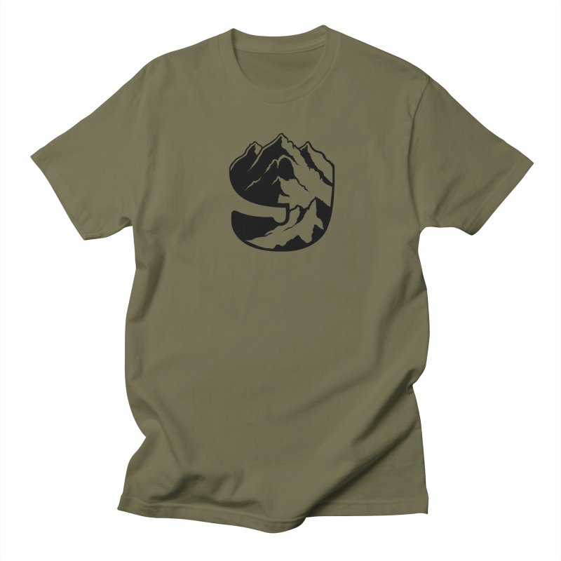 The 9th Mountain Women's Regular Unisex T-Shirt by 9th Mountain Threads