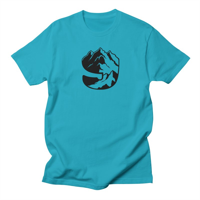The 9th Mountain Men's Regular T-Shirt by 9th Mountain Threads