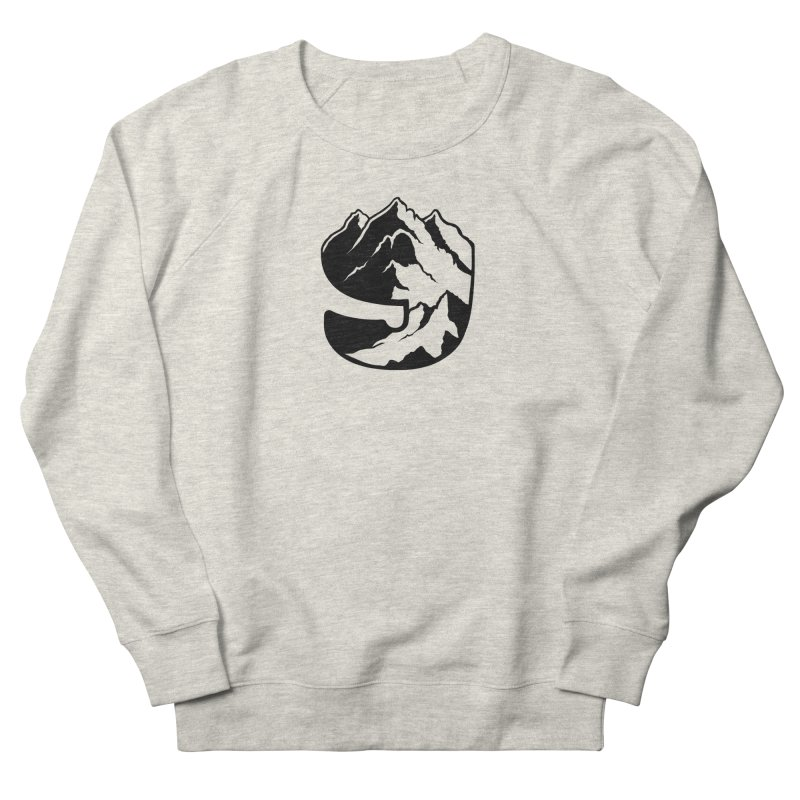 The 9th Mountain Men's French Terry Sweatshirt by 9th Mountain Threads
