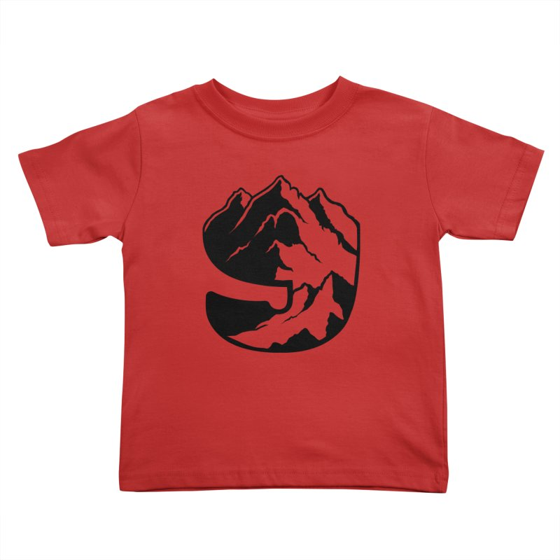 The 9th Mountain Kids Toddler T-Shirt by 9th Mountain Threads