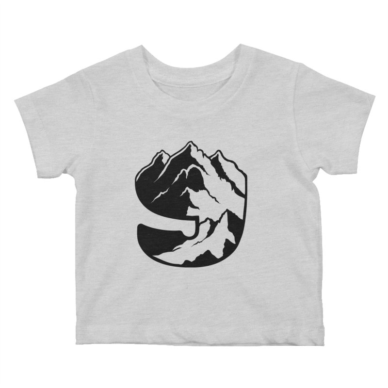 The 9th Mountain Kids Baby T-Shirt by 9th Mountain Threads