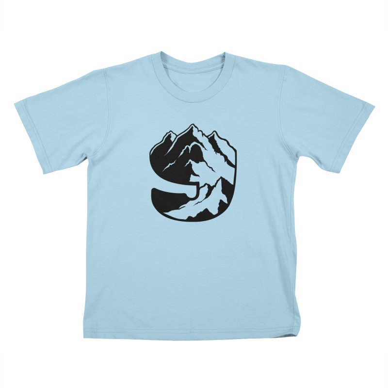 The 9th Mountain Kids T-Shirt by 9th Mountain Threads