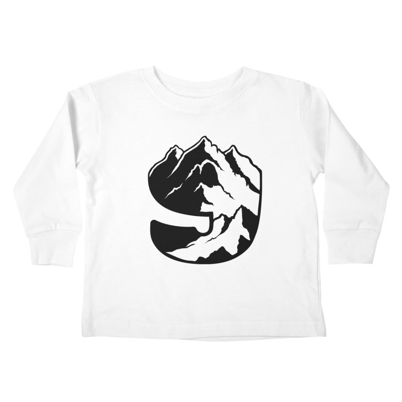The 9th Mountain Kids Toddler Longsleeve T-Shirt by 9th Mountain Threads