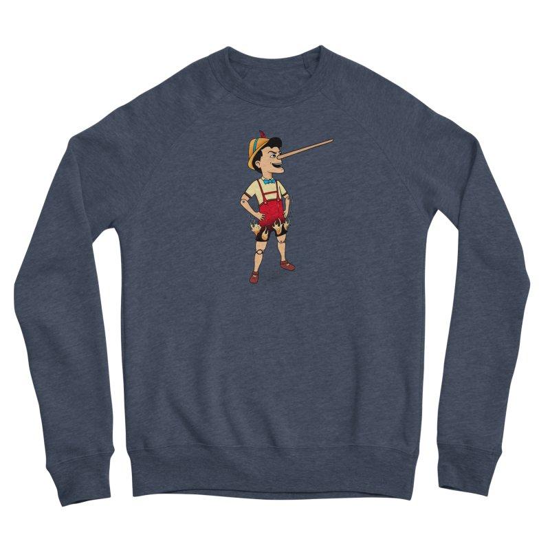 Liar Liar Men's Sponge Fleece Sweatshirt by 9th Mountain Threads