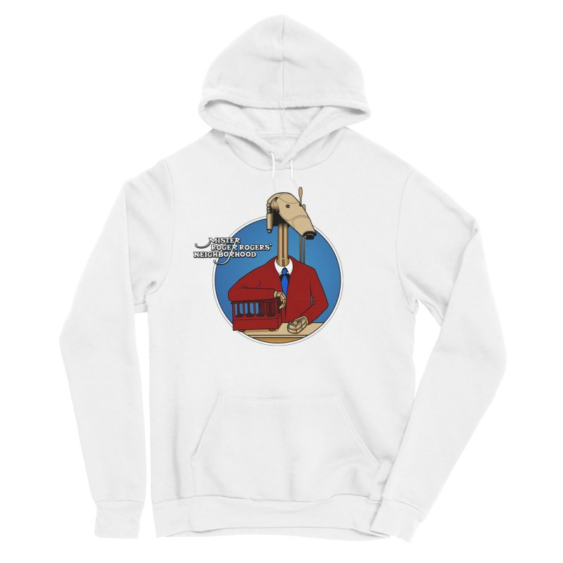 Mr. Roger Roger Men's Sponge Fleece Pullover Hoody by 9th Mountain Threads