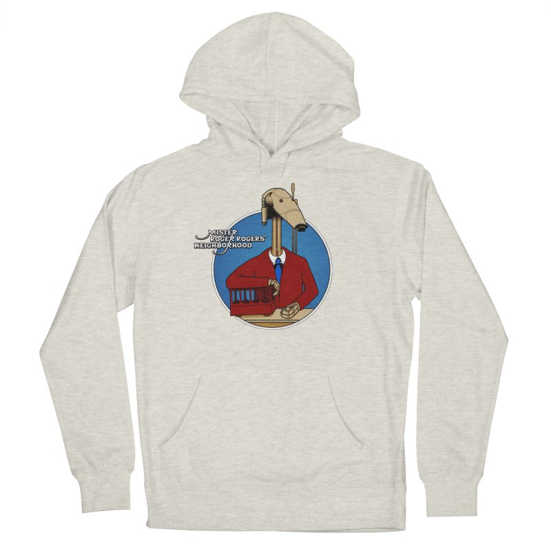 Mr. Roger Roger Women's French Terry Pullover Hoody by 9th Mountain Threads