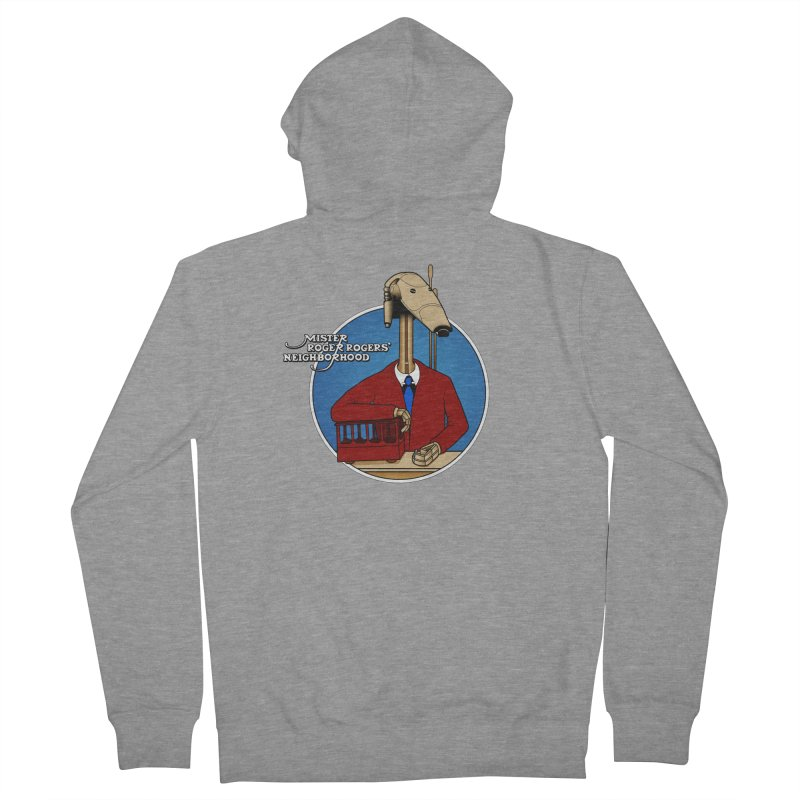 Mr. Roger Roger Women's French Terry Zip-Up Hoody by 9th Mountain Threads