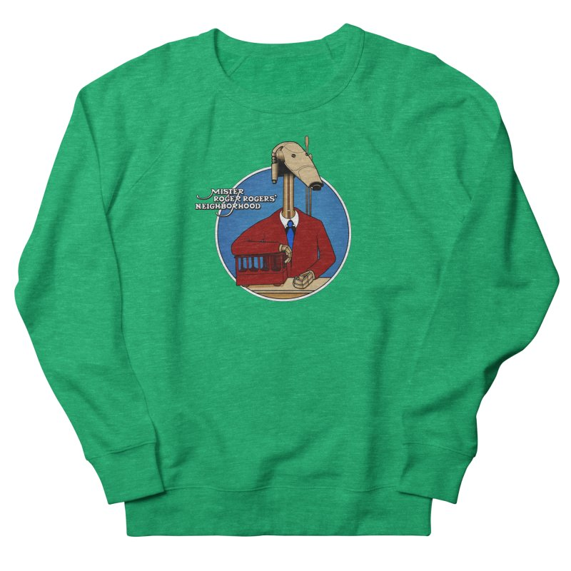 Mr. Roger Roger Men's French Terry Sweatshirt by 9th Mountain Threads