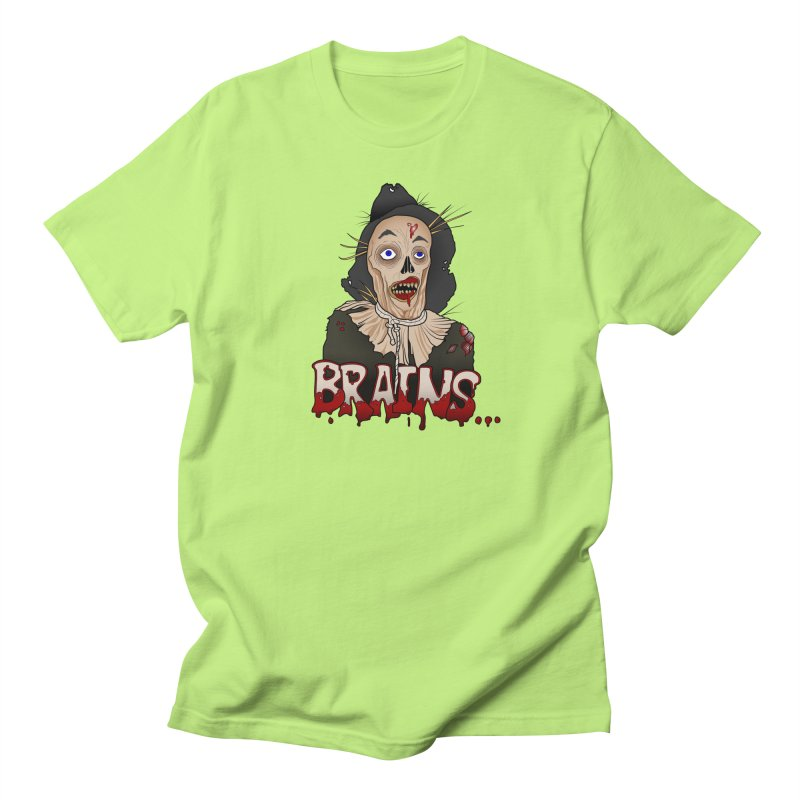 Brains Women's T-Shirt by 9th Mountain Threads