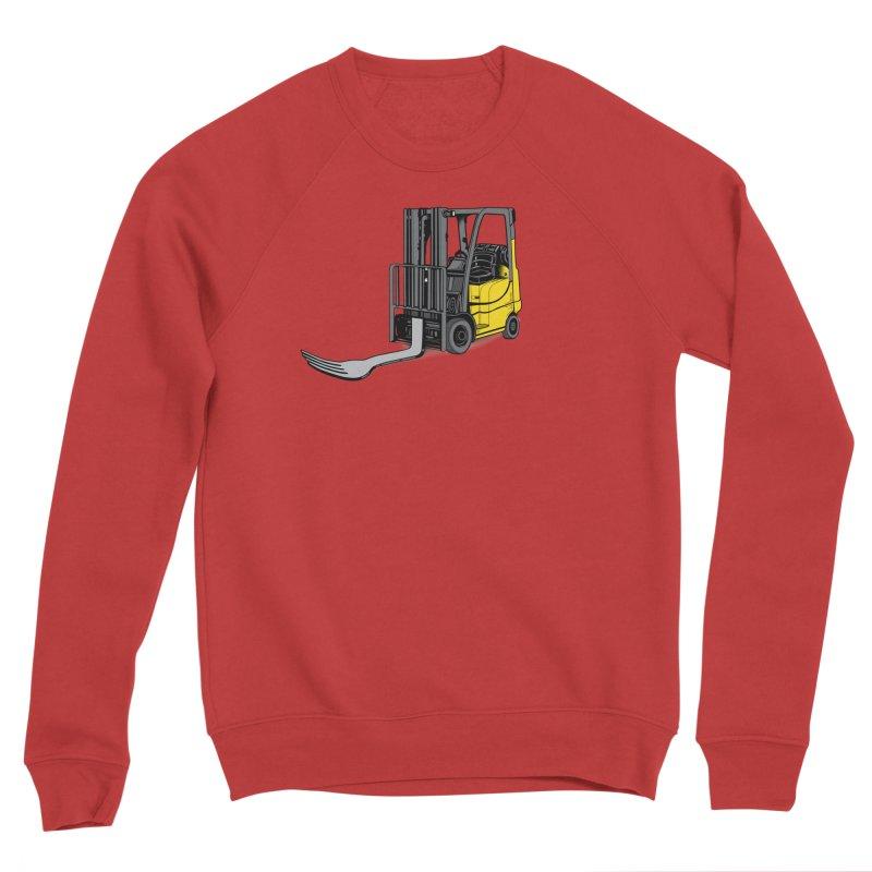 Forklift Women's Sponge Fleece Sweatshirt by 9th Mountain Threads