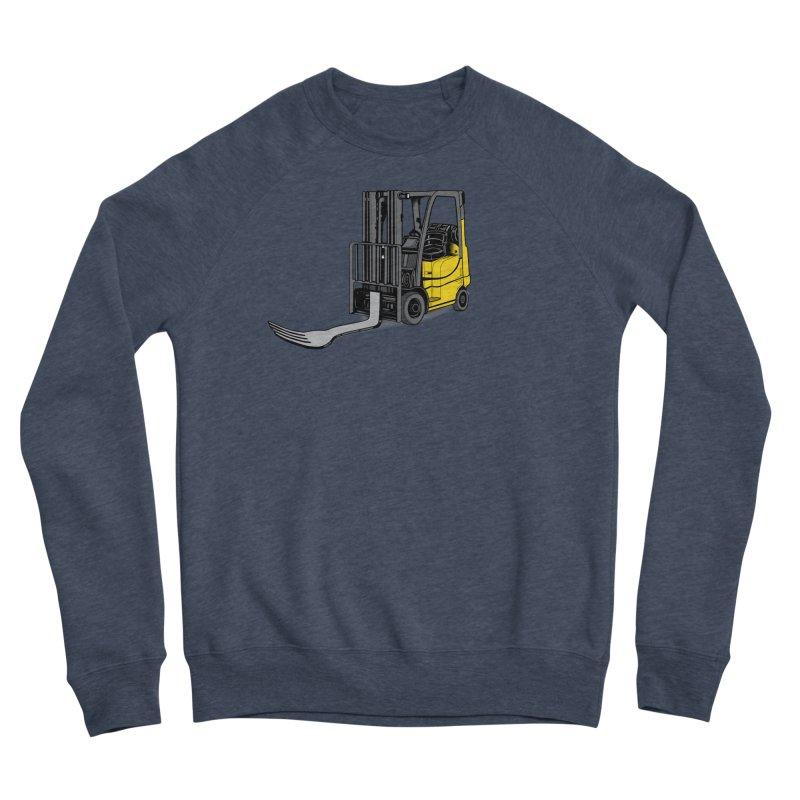 Forklift Men's Sponge Fleece Sweatshirt by 9th Mountain Threads