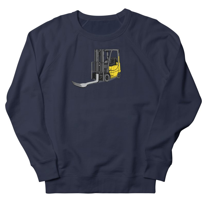 Forklift Women's French Terry Sweatshirt by 9th Mountain Threads