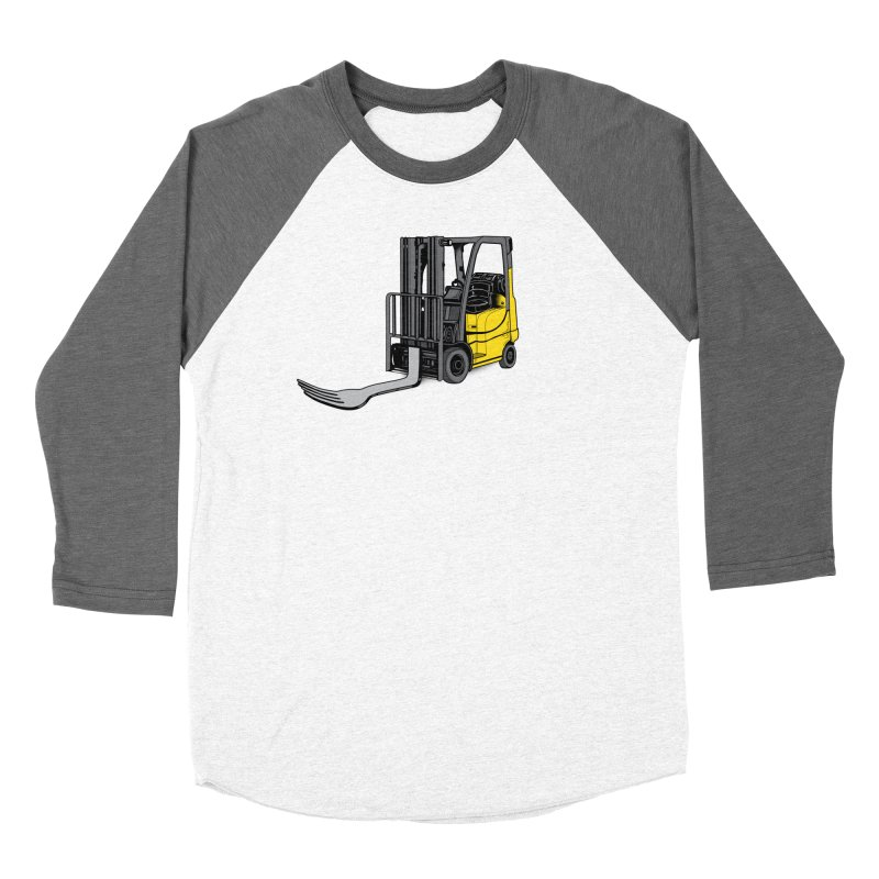 Forklift Women's Longsleeve T-Shirt by 9th Mountain Threads