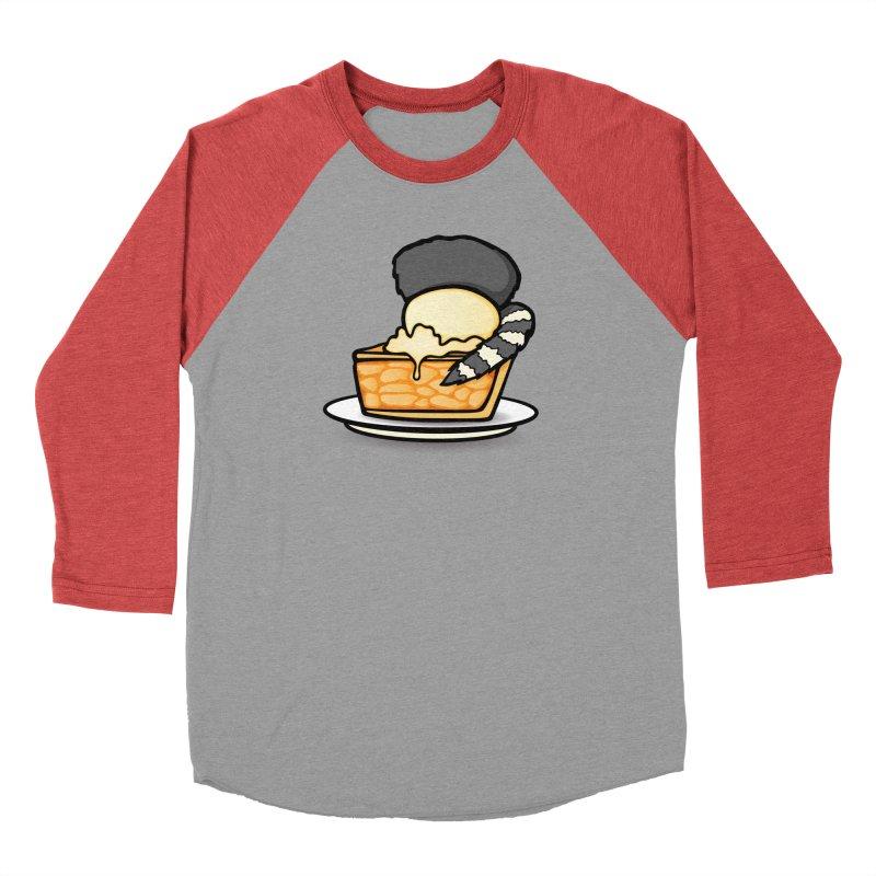 Remember the Á la Mode Women's Baseball Triblend Longsleeve T-Shirt by 9th Mountain Threads