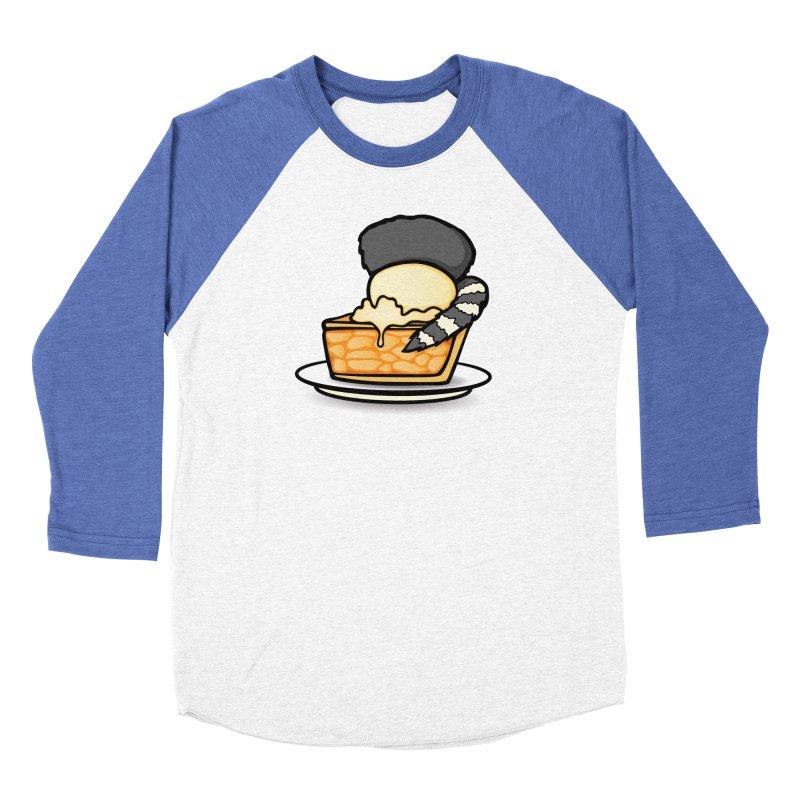 Remember the Á la Mode Men's Baseball Triblend Longsleeve T-Shirt by 9th Mountain Threads