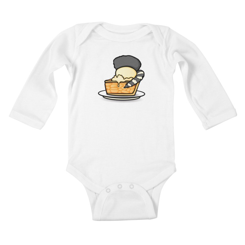 Remember the Á la Mode Kids Baby Longsleeve Bodysuit by 9th Mountain Threads