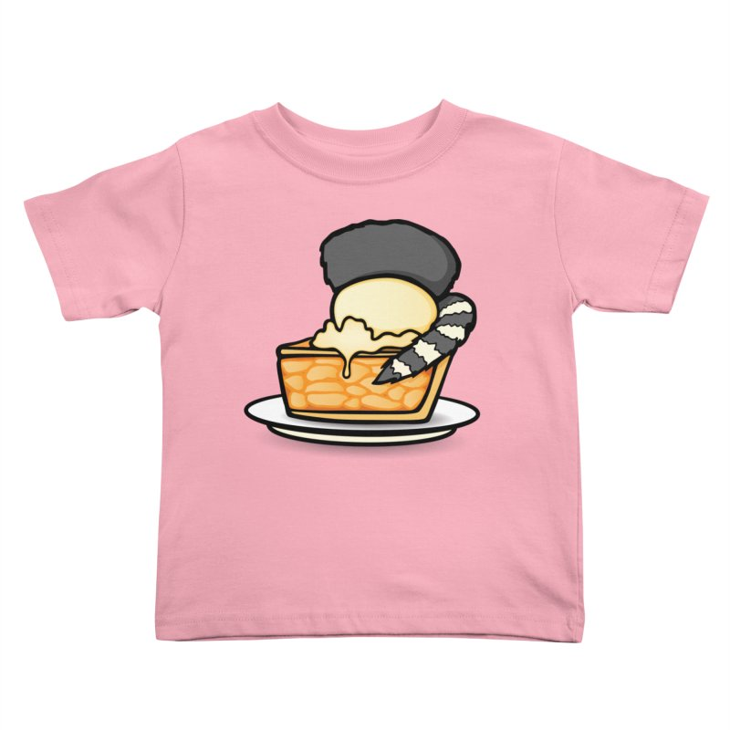 Remember the Á la Mode Kids Toddler T-Shirt by 9th Mountain Threads