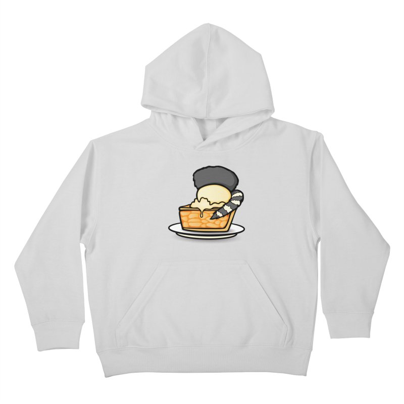 Remember the Á la Mode Kids Pullover Hoody by 9th Mountain Threads